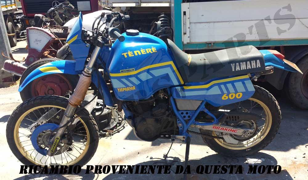Coperchio Testa Testata Per Yamaha Xt 600 Z Tenere 1vj 1986 87 Ebay